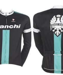 Bianchi RC Long Sleeve Jersey Black
