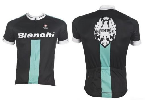 Bianchi RC Short Sleeve Jersey Black