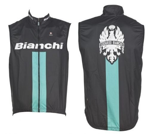 Bianchi RC Wind Jacket Black
