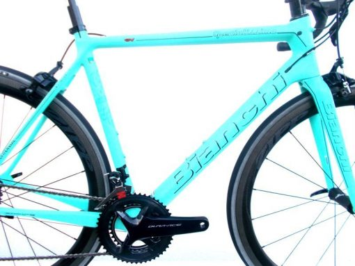 Bianchi Specialissima CV Dura Ace SE