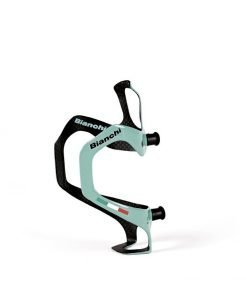 Bianchi Carbon Multi Mount Bottle Cage Celeste