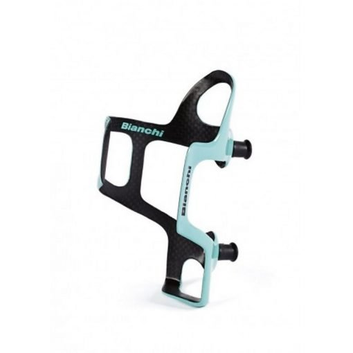 Bianchi Carbon Bottle Cage Side Load Celeste