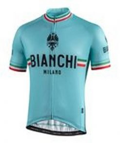 Bianchi Milano Isalle Jersey Celeste